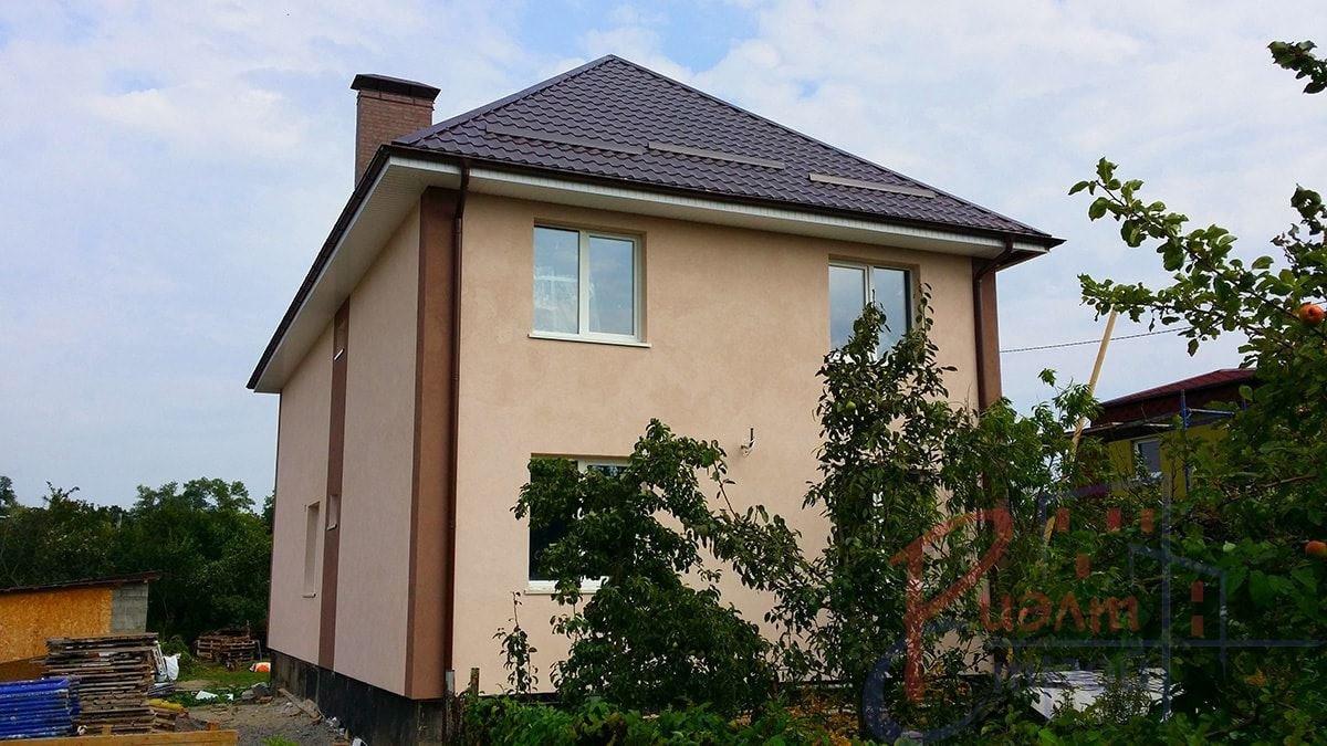 Построить дом цена калининград