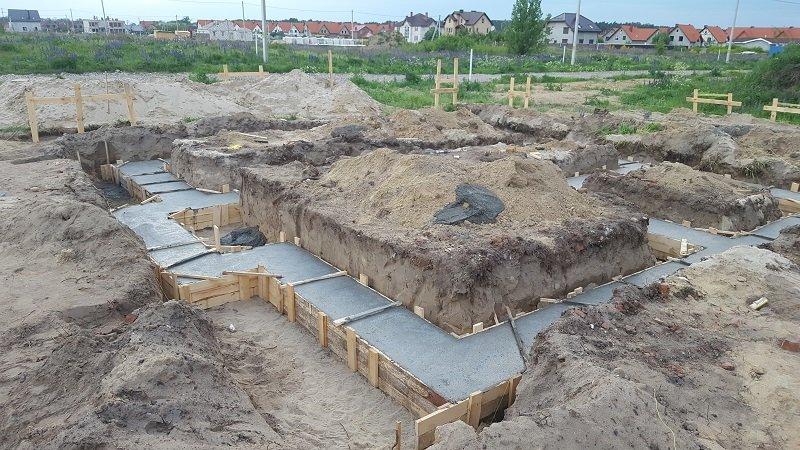 заливка бетона калининград