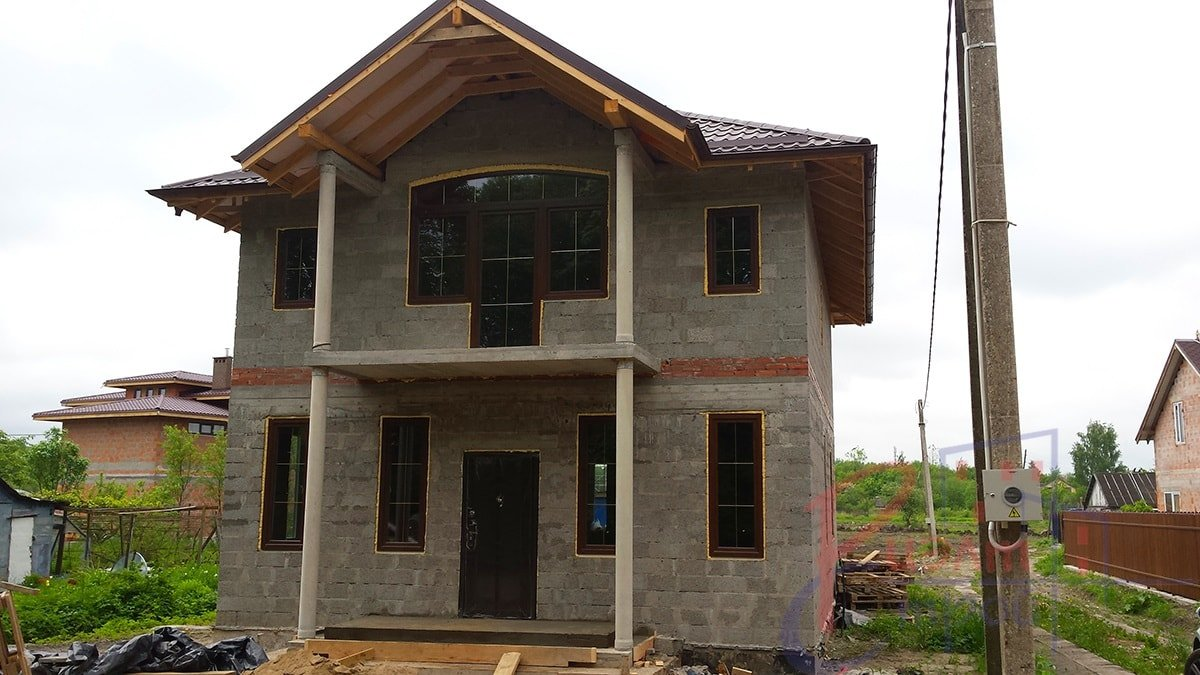 Дом 175м2, фото 1