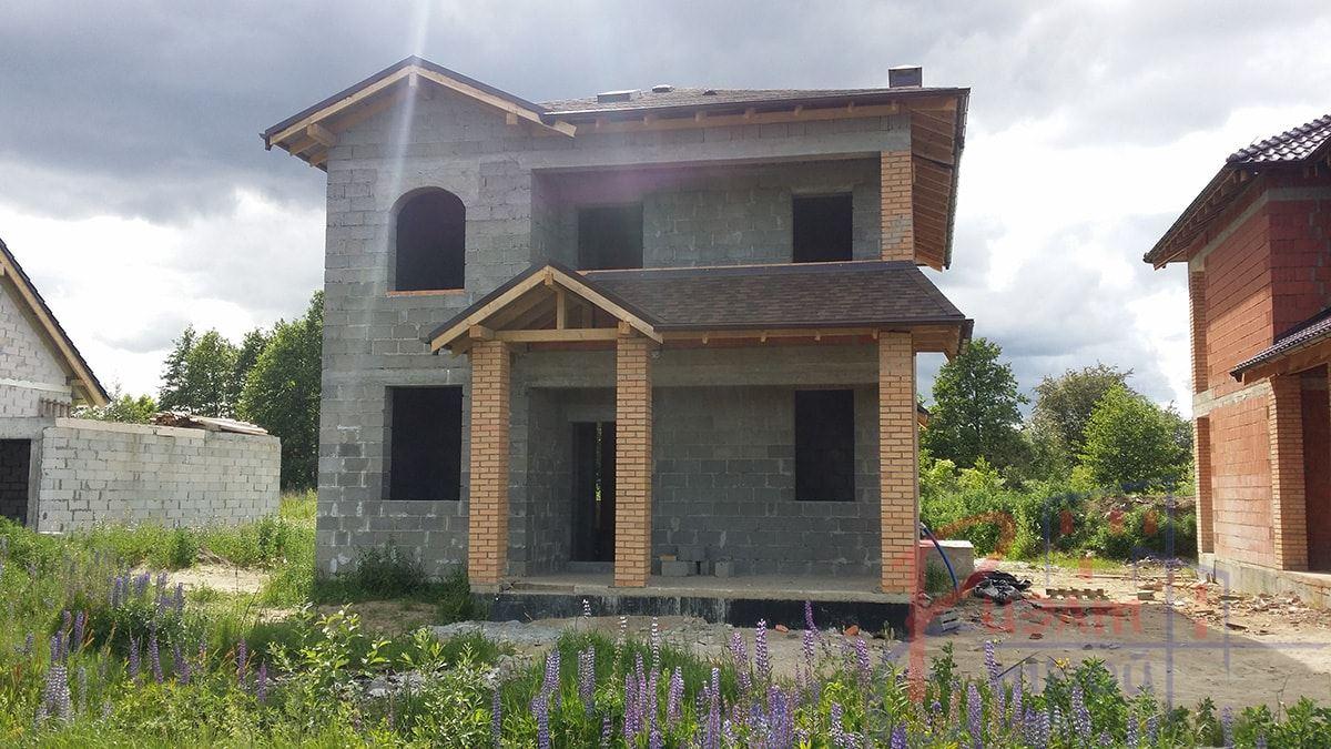 Дом 190м2 — 2015 год постройки, фото 1