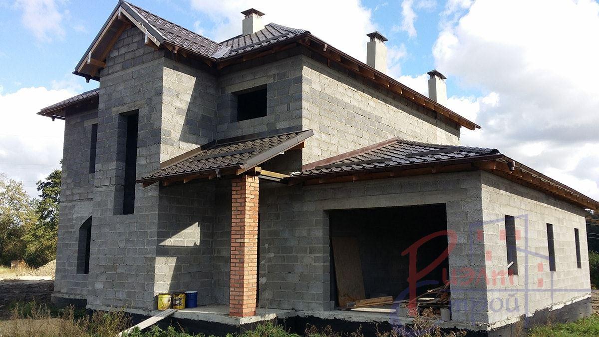 Дом 190м2 — 2016 год постройки, фото 1