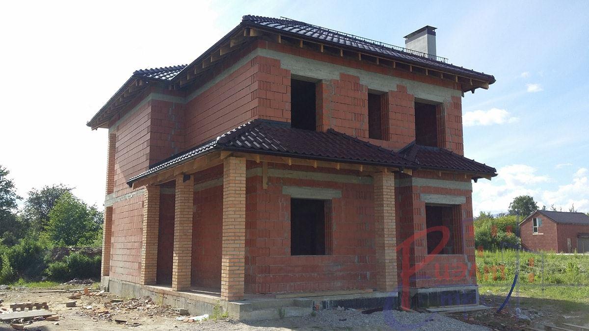 Дом 196м2, фото 1