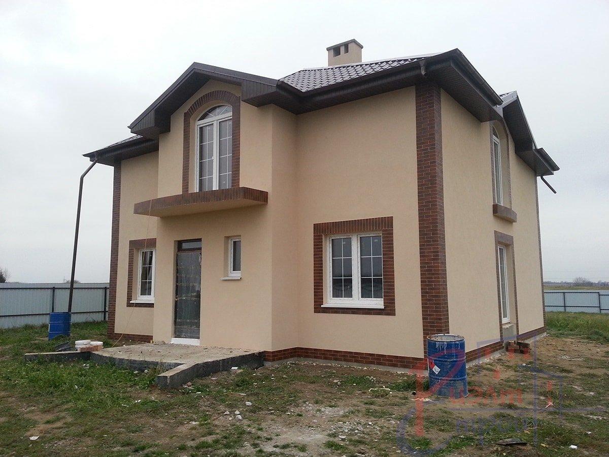 Дом 164м2, фото 1
