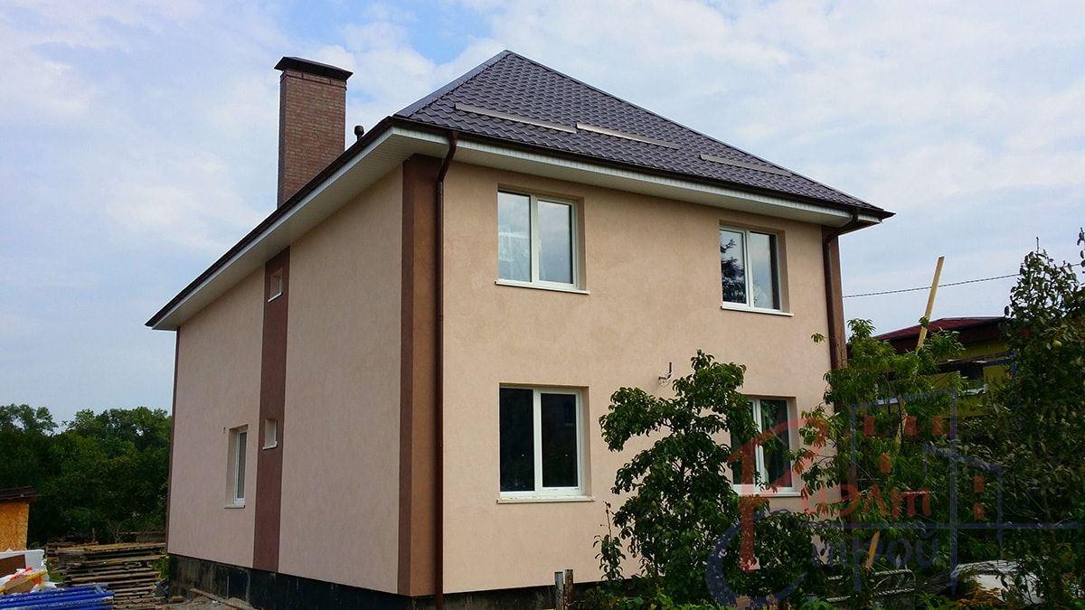 Дом 250м2, фото 2