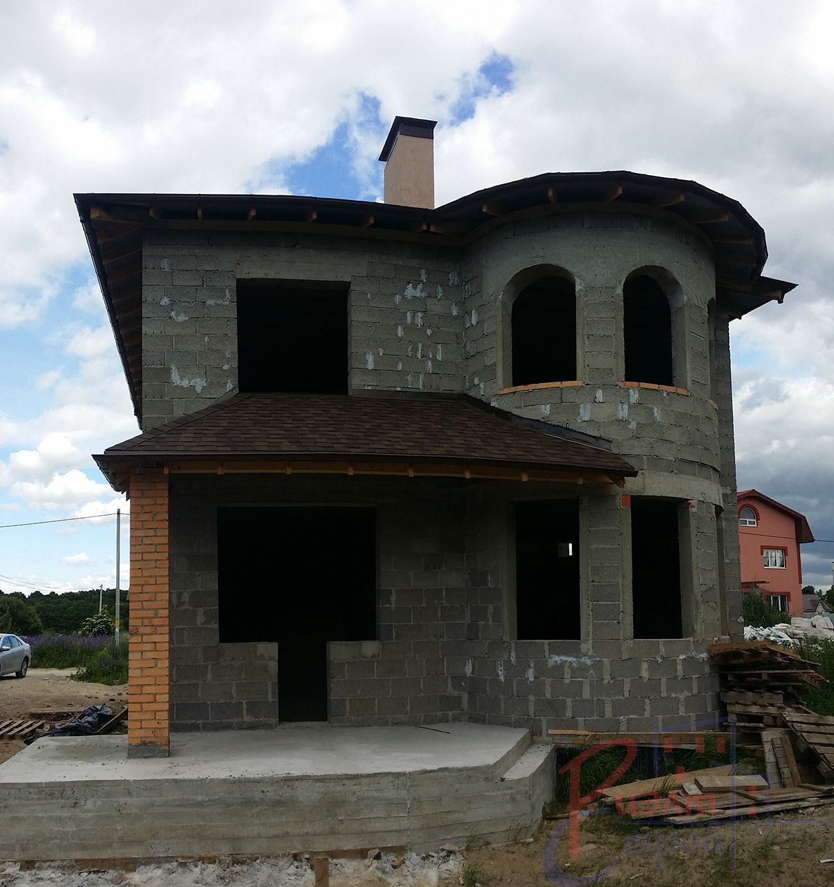 Дом 190м2 — 2015 год постройки, фото 4