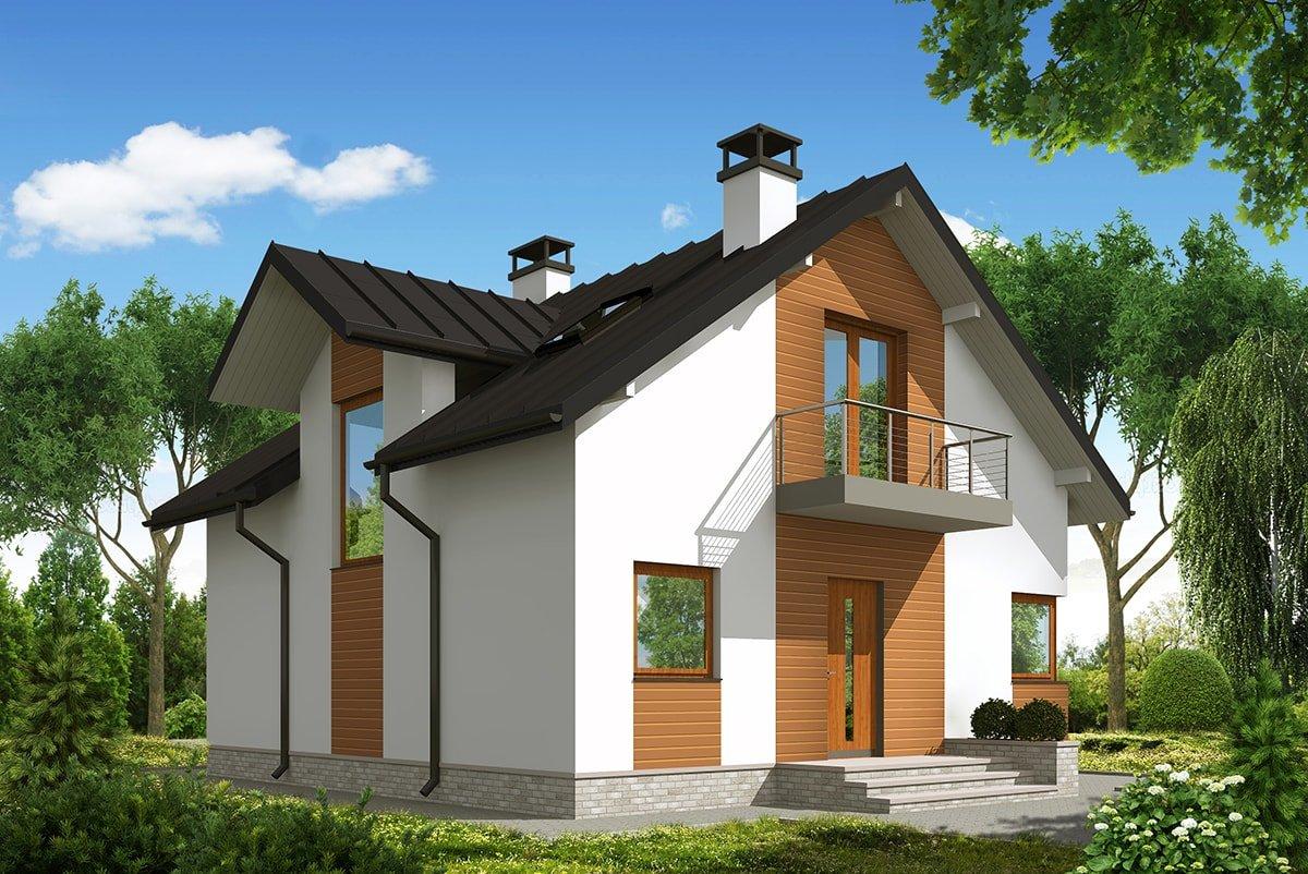 Проект дома «Улисса», фото 2