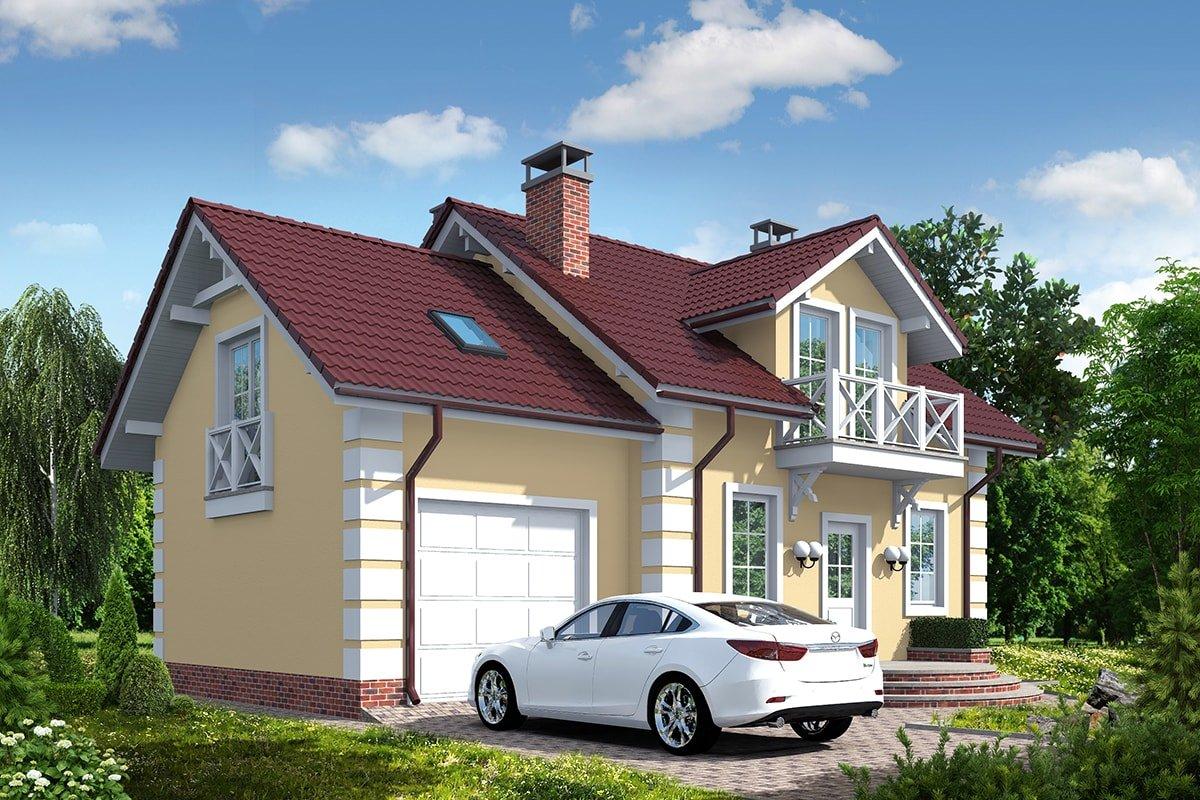 Проект дома «Октавиа», фото 2