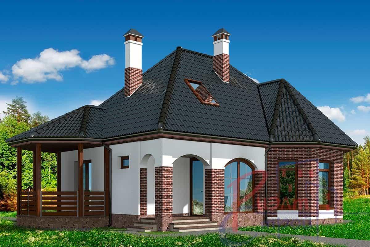Проект дома «Ровена», фото 2