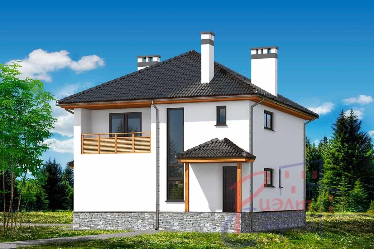 Проект дома «Роксана», фото 2
