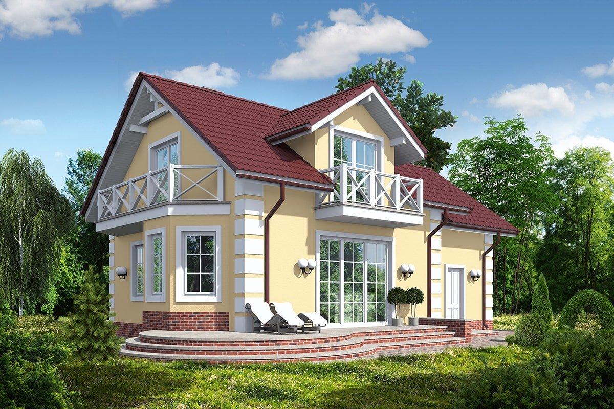 Проект дома «Октавиа», фото 3