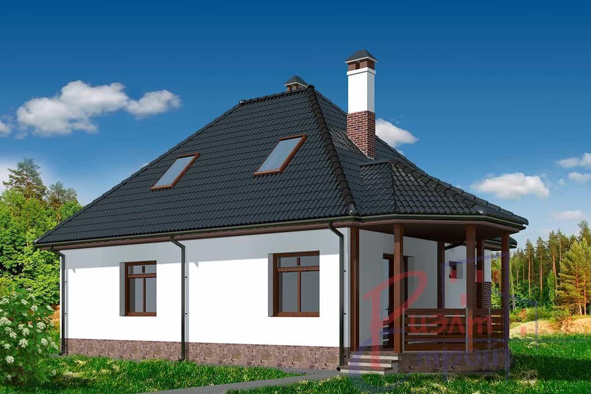 Проект дома «Ровена», фото 3