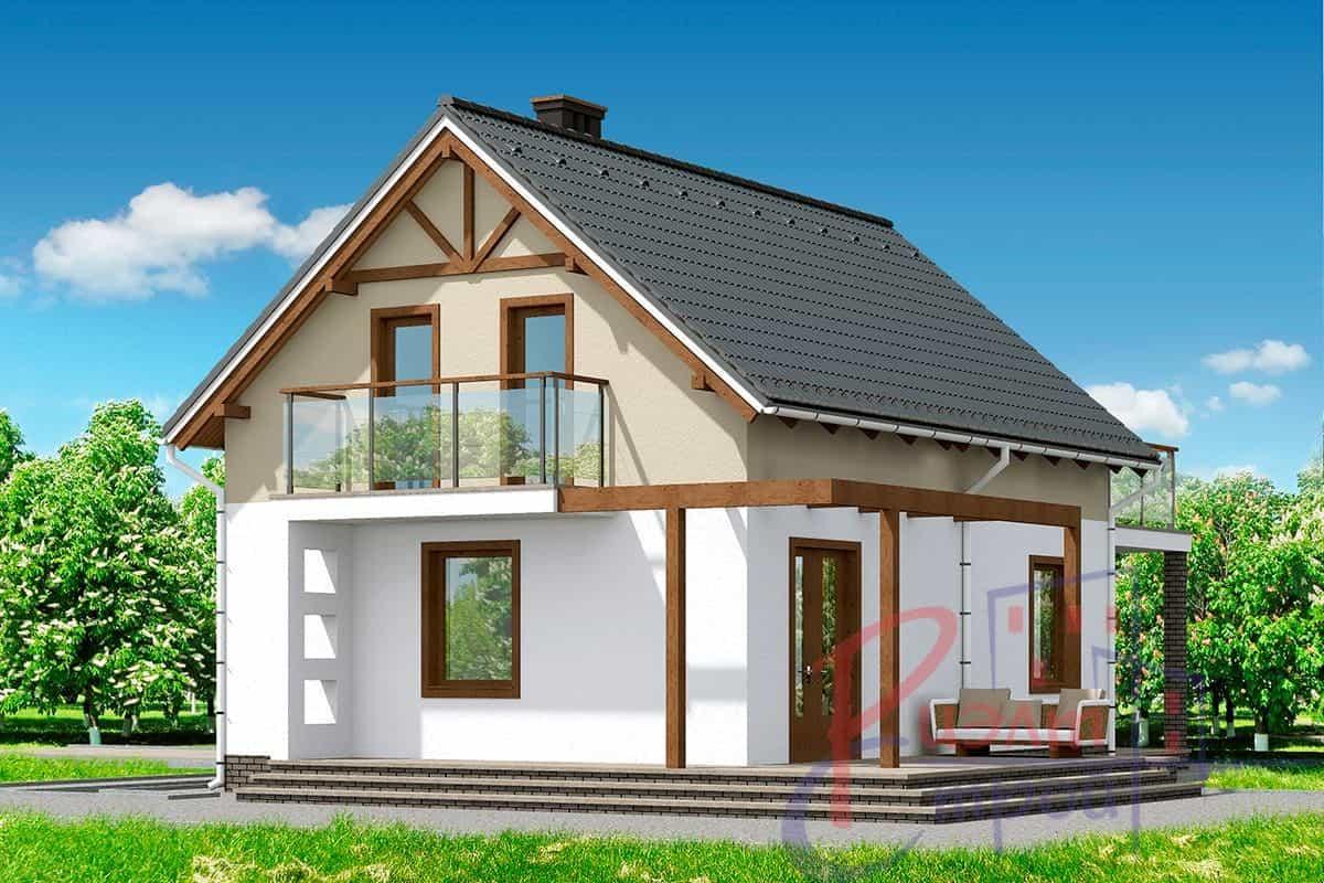 Проект дома «Полония», фото 3