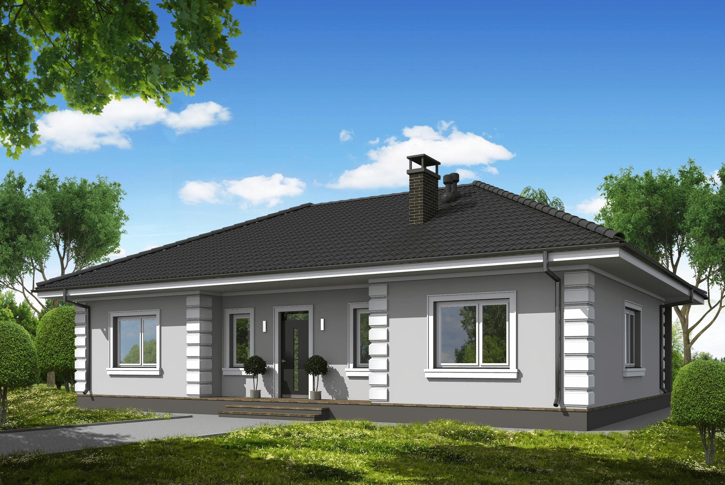 Проект дома «Лукреция», фото 1