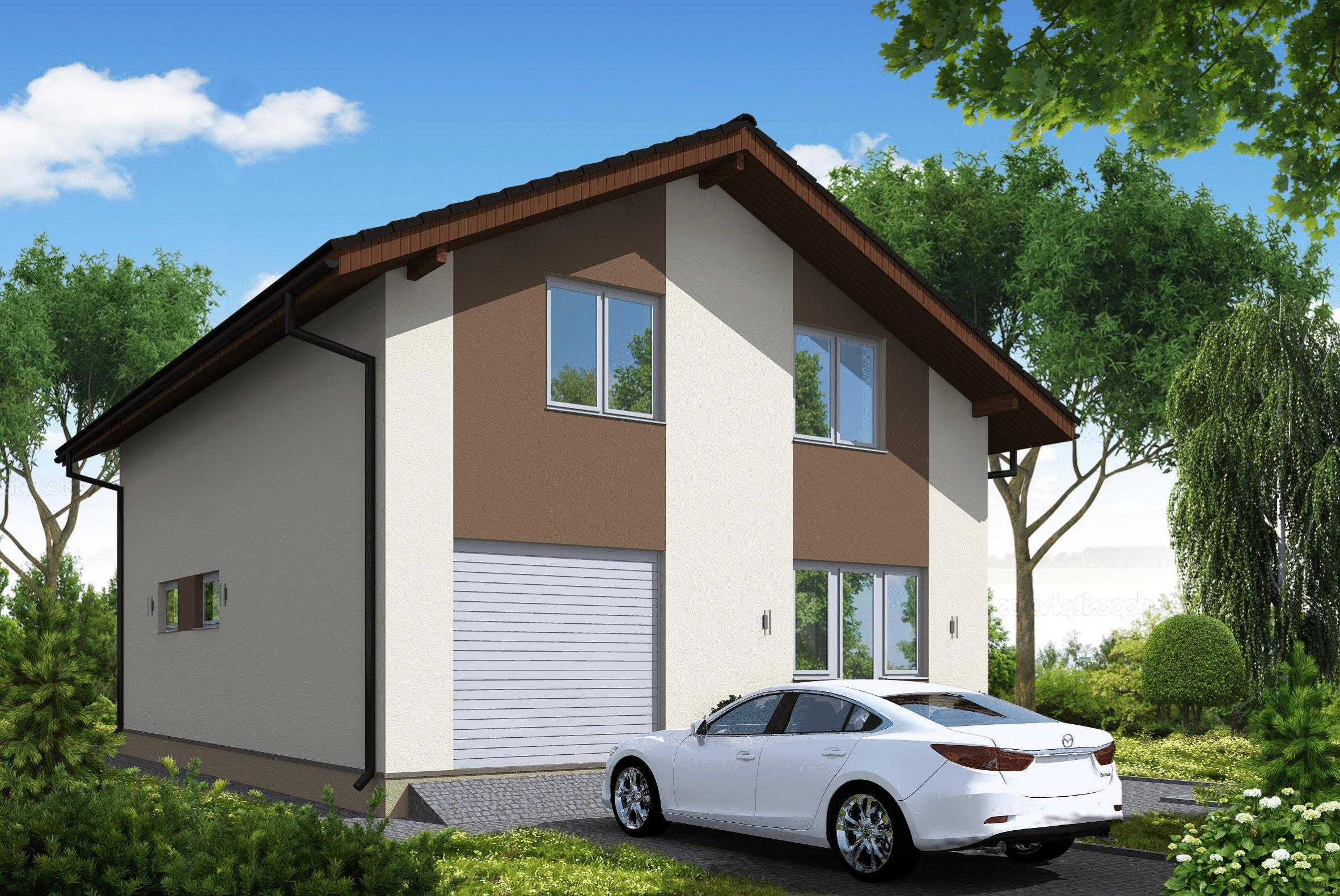 Проект дома «Северина», фото 2
