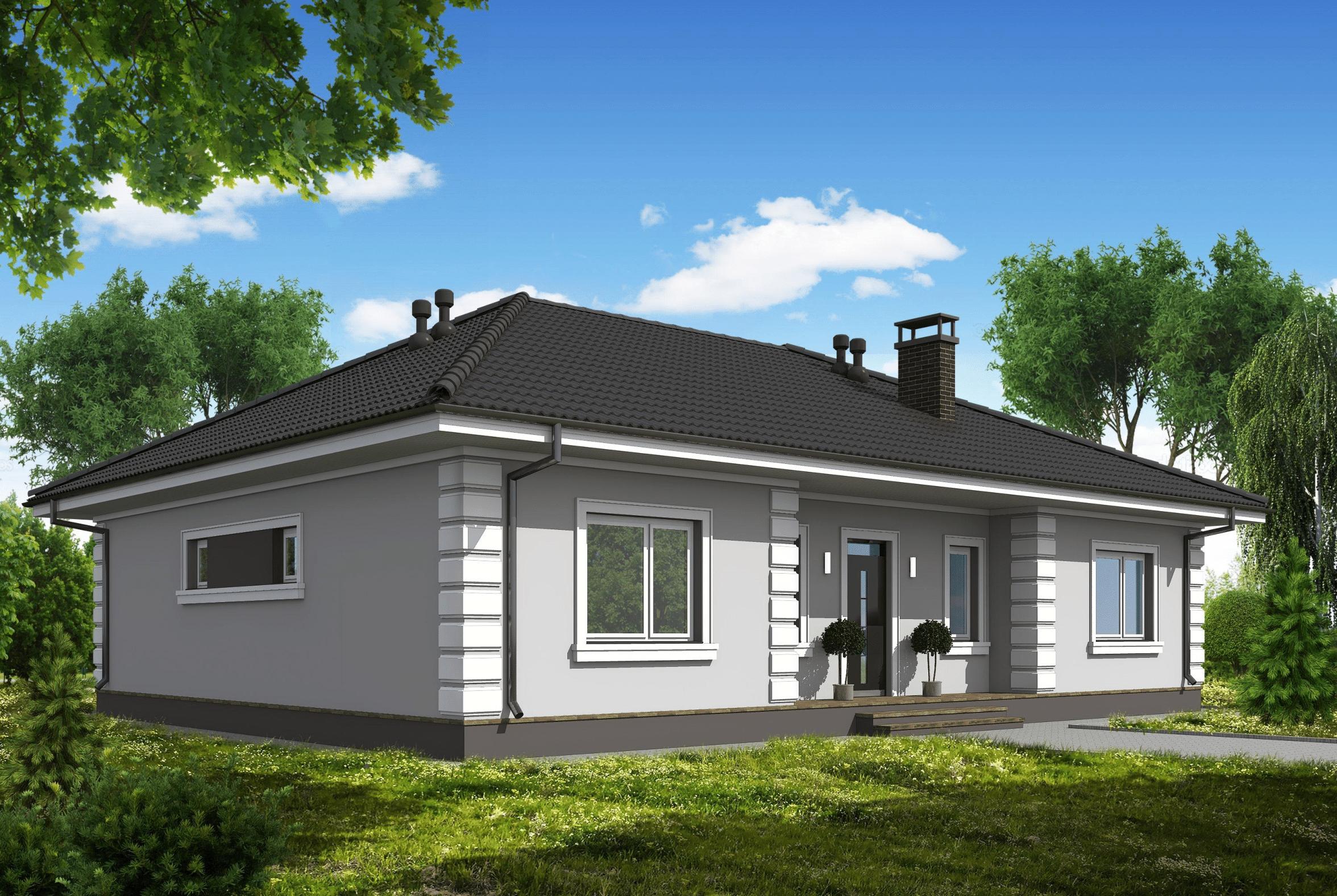 Проект дома «Лукреция», фото 2