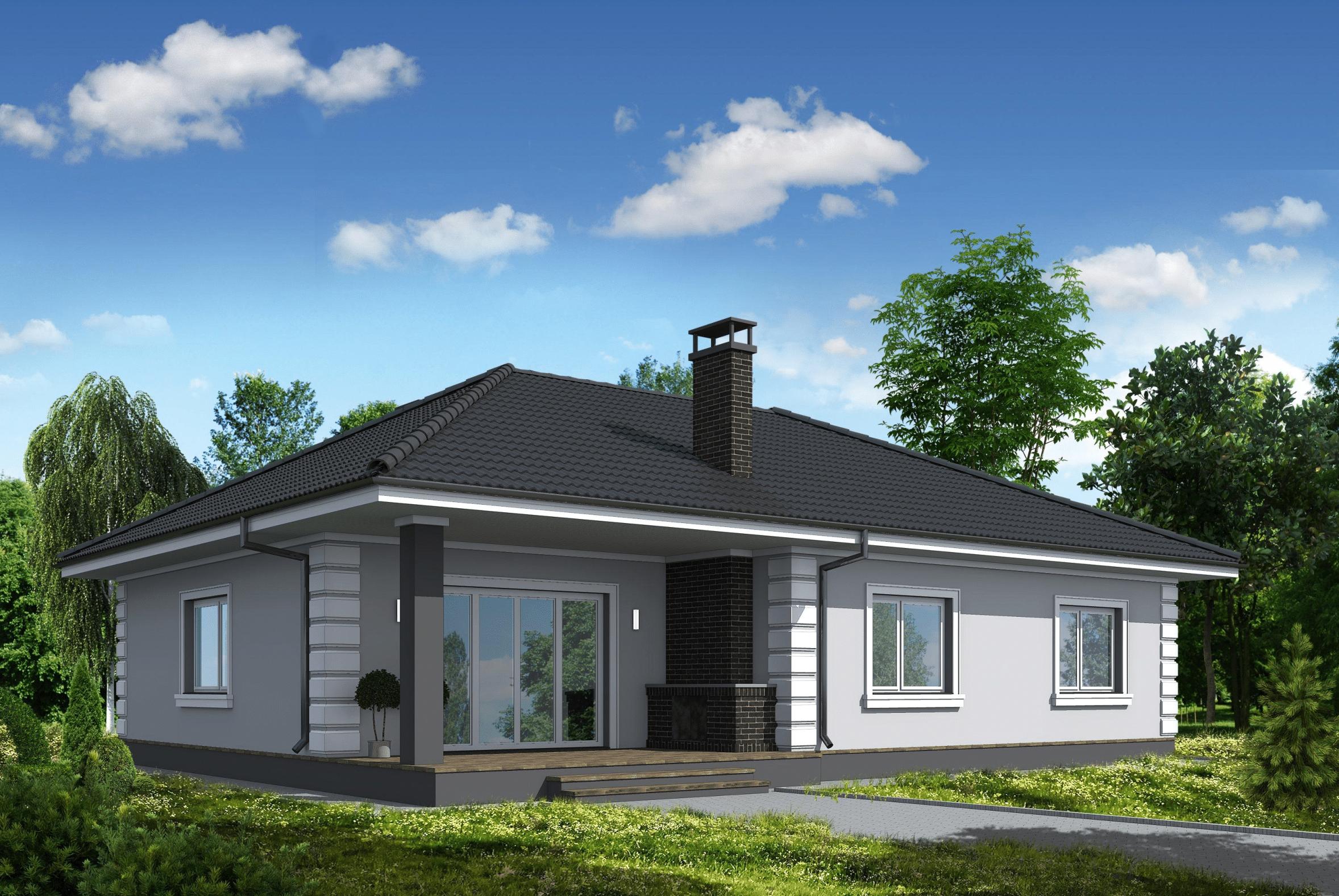 Проект дома «Лукреция», фото 3